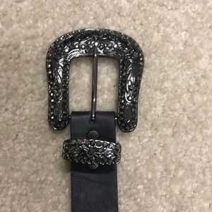 Other - Western style leather belt